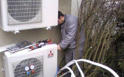 Pompe à chaleur à Saint-Dié
